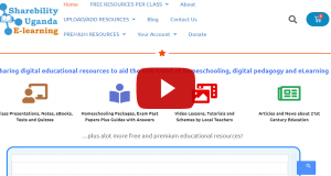 PLAY TUTORIAL ON HOW TO UPLOAD A RESOURCE TO SHAREBILITY