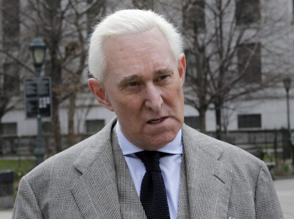 Roger Stone Predicts Total Mayhem If Trump Gets Impeached