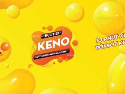 Mua vé số Keno của Vietlott