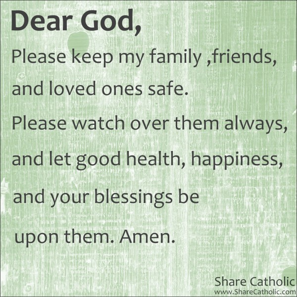 Inspirational Prayers For Friends