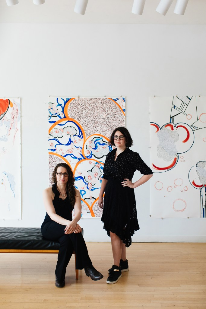 The Artists at the Taplin Gallery, Arts Council of Princeton, 2017