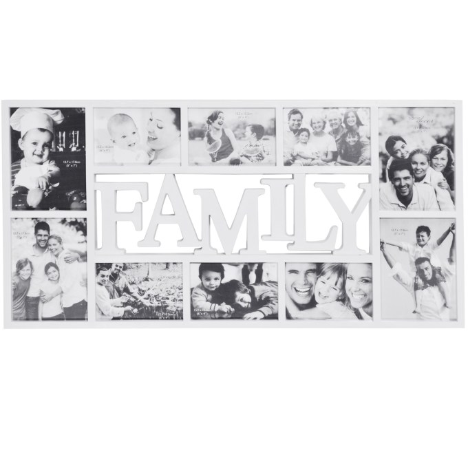 Multi Picture Family Photo Frame | Frameviewjdi.org