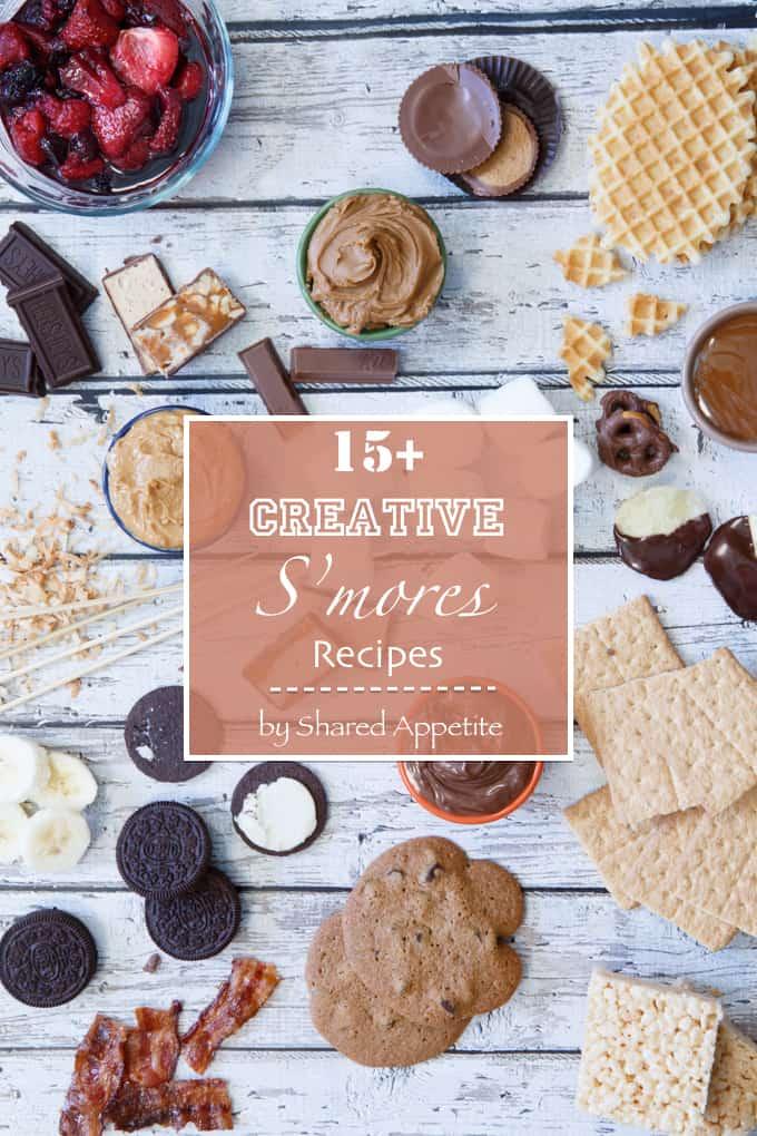 15 creative s mores recipes
