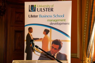 Ulster University conference: Transforming Society through Engaging Place Placed Leaders (c) Allan LEONARD @MrUlster