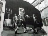 Mural near Black Box. Hit the North, Culture Night Belfast 2016, Northern Ireland. #HTN16 #CNB16 (c) Sophie AUMAILLEY