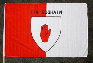 GAA flag of Co. Tyrone. (c) Gordon GILLESPIE