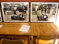 Visualising Conflict in Palestine. Imagine! Festival, Common Grounds Cafe, Belfast, Northern Ireland. (c) Allan LEONARD @MrUlster