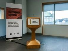 Successful Belfast launch event (c) Allan LEONARD @MrUlster