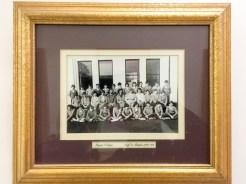 Staff and Pupils 1981-82. Lagan College, Belfast, Northern Ireland. (c) Allan LEONARD @MrUlster