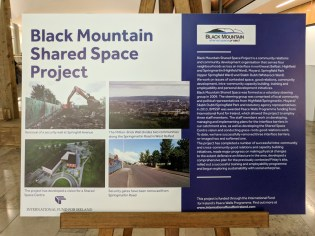 Black Mountain Shared Space Project (c) Allan LEONARD @MrUlster
