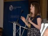 Nuala McALLISTER (Lord Mayor of Belfast) (c) Allan LEONARD @MrUlster