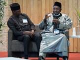 Rev. John Joseph HAYAB and Sheikh Halliru Abdullahi MARAYA (c) Allan LEONARD @MrUlster