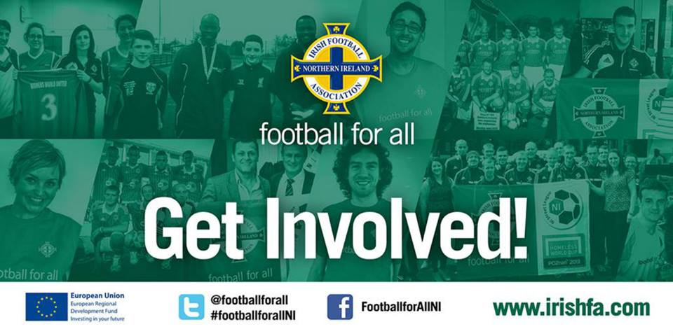 Football uniting communities