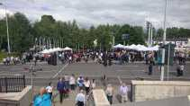 Omagh Bomb commemoration service. (c) Ludovica TORRESIN