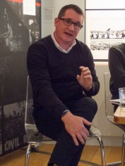 Chris REYNOLDS. (c) Allan LEONARD @MrUlster