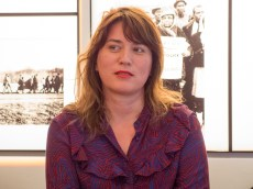 Dragana JURISIC. (c) Allan LEONARD @MrUlster