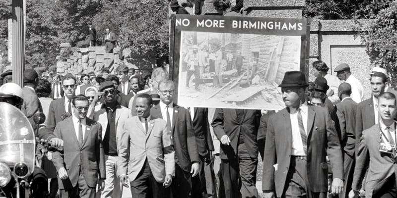 From Birmingham to Belfast: Stories of Civil Rights