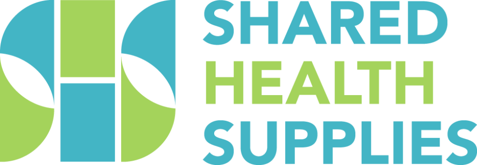 Shared Health Supplies logo