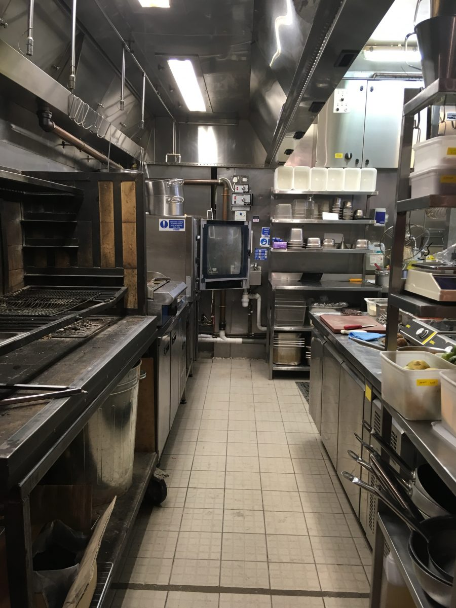 Hackney Bakery Kitchen Sharedining
