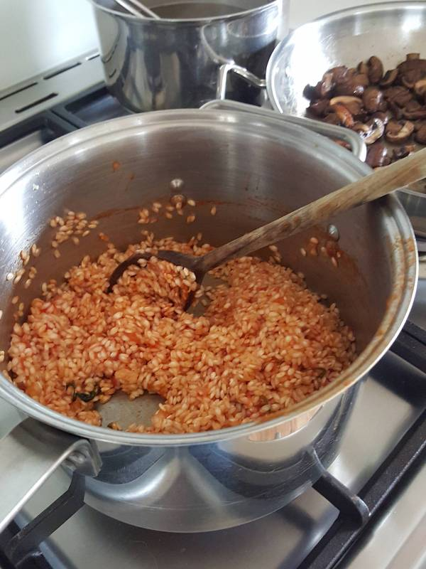 Risotto-understanding how to make it