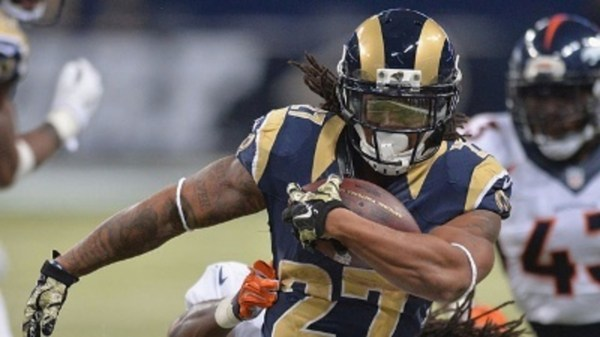 Tre Mason admitted to South Florida hospital for mental ...