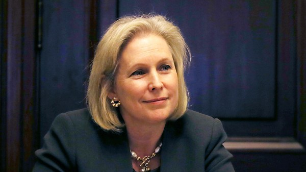 Gillibrand on Trump's tweet: It was a 'sexist smear'