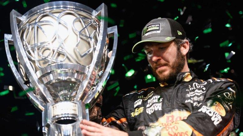Martin Truex Jr. wins first NASCAR Cup title
