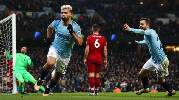 Manchester City ends Liverpool's unbeaten run