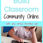 25 Ways To Build An Online Classroom Community Shared Teaching