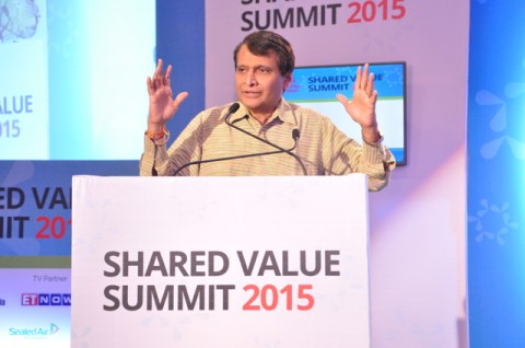 Businesses need to target the bottom of the pyramid: Prabhu