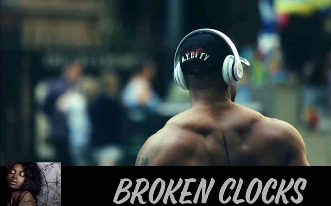 #BookReview 'Broken Clocks' by Danielle Allen