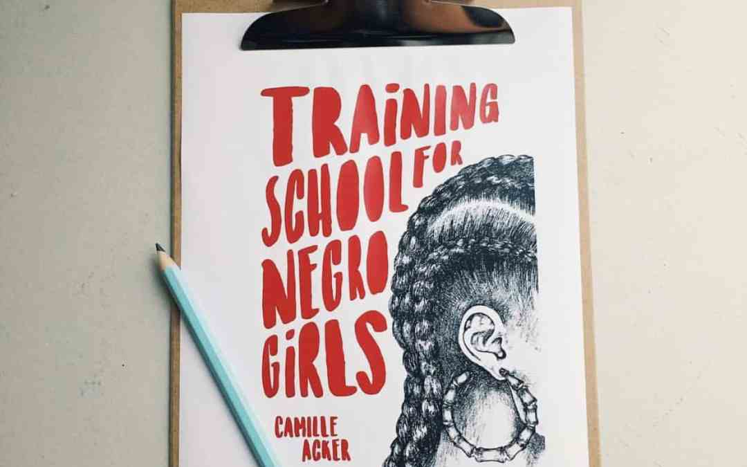 #BookReview Training School for Negro Girls by Camille Acker