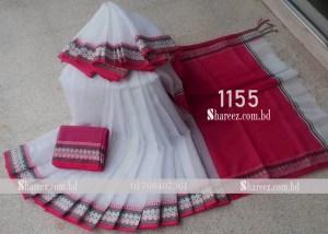 Half Silk Saree 1155