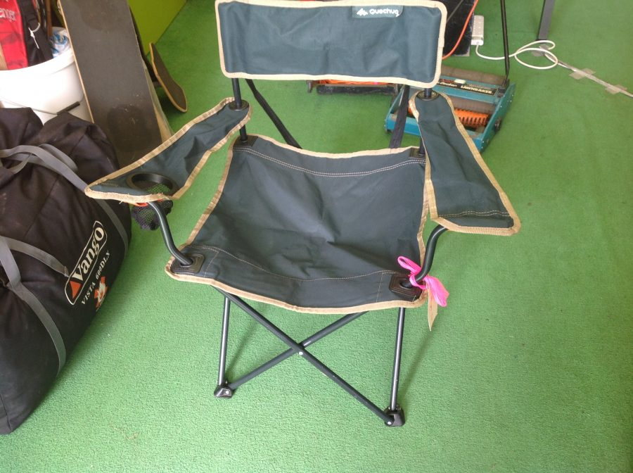 Camping chair #1