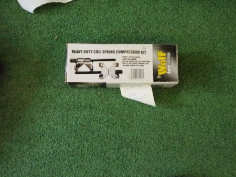 Coil Spring Compressor Kit