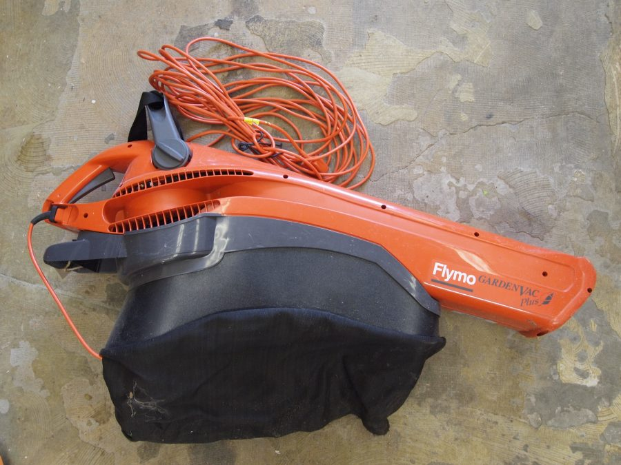 Electric Leafblower