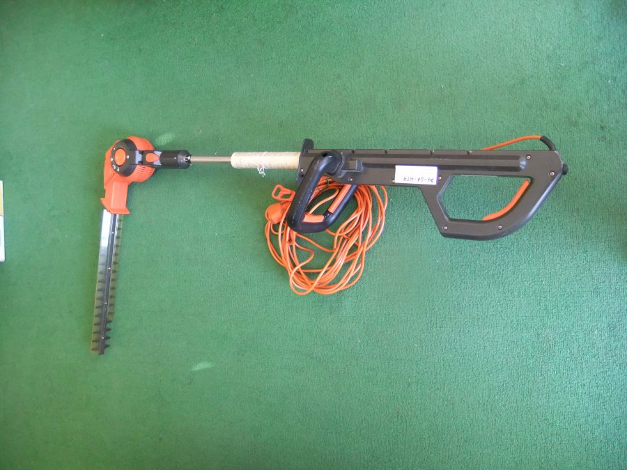 Hedge Trimmer (Long Reach)