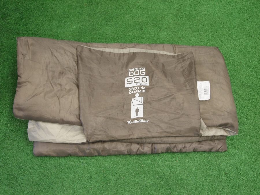 Sleeping Bag #3