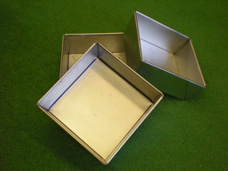 Square Baking Tins