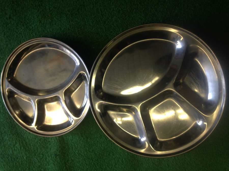 Thali Platters (x25)