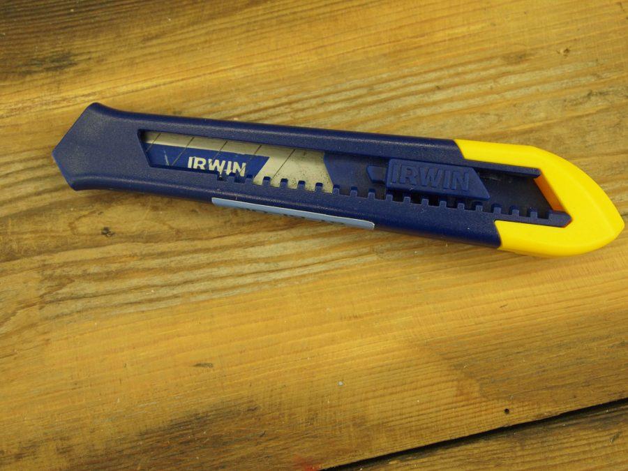 Utility Knife #1