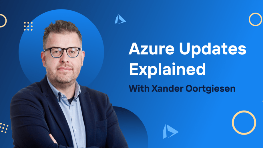 Azure updates explained