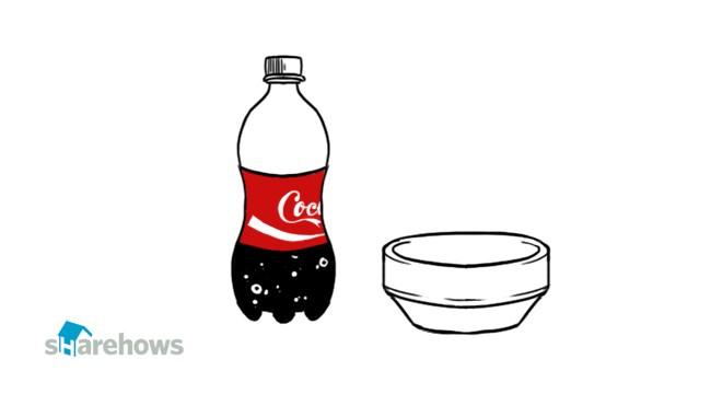 김 빠진 콜라 맛있게 먹는 방법