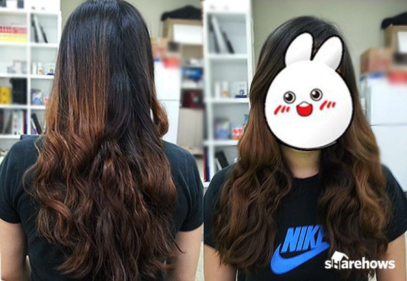 wave hair style like goddess 12