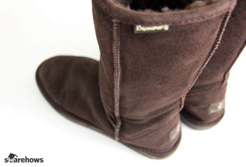 how to clean uggs boots_after2