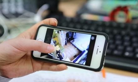 흔한 웹캠으로 CCTV 만드는 방법