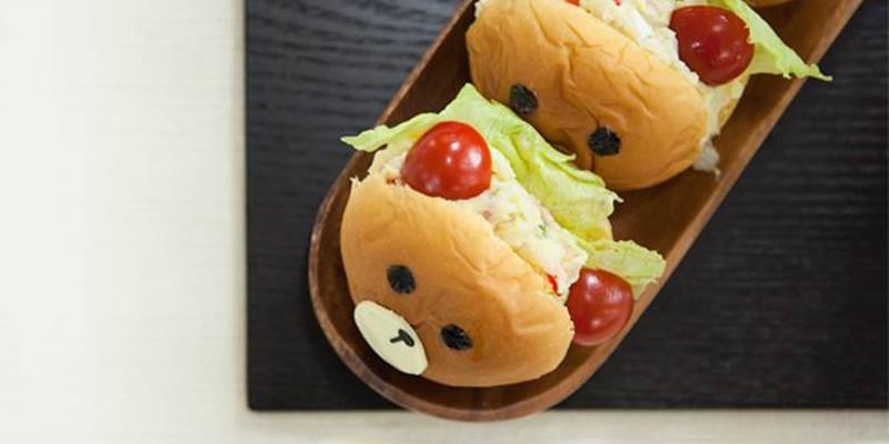 가을 피크닉에 딱! 샌드위치 레시피 3가지