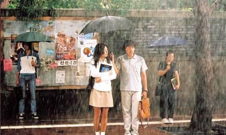 아련한 첫 사랑의 기억, 영화 '번지점프를 하다' 결말에 대한 고찰