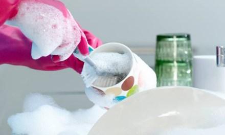 찌든 때 끼기 쉬운 5가지 주방용품 설거지 노하우
