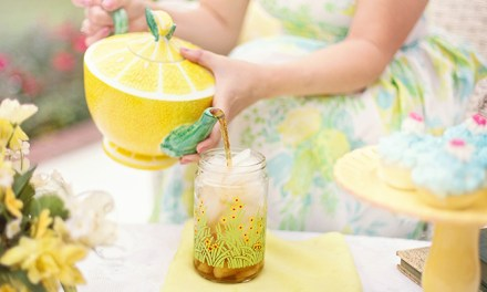 환절기! 걸리기 쉬운 5가지 질병에 좋은 Tea